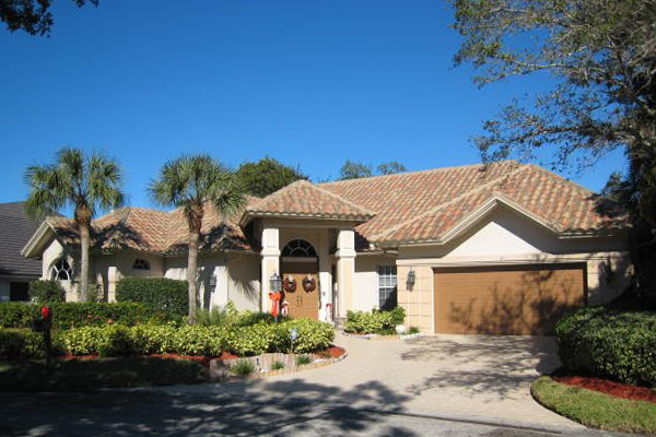 Tile Roof | Amherst Roofing Naples Florida